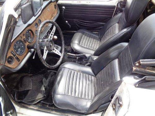 1969 Triumph TR6 Convertible For Sale (picture 4 of 6)
