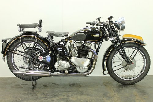 Triumph Speed Twin 1938 500cc 2 cyl ohv For Sale (picture 1 of 6)