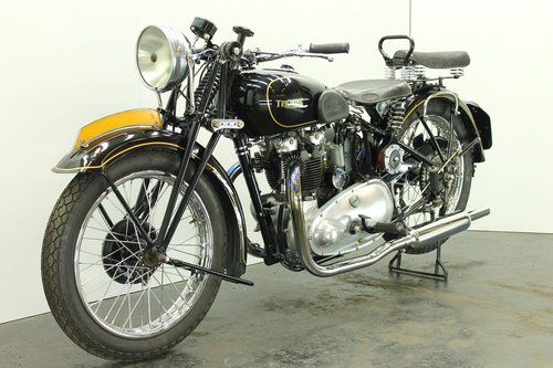 Triumph Speed Twin 1938 500cc 2 cyl ohv For Sale (picture 3 of 6)