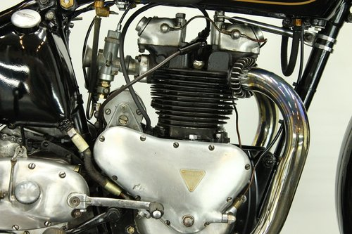 Triumph Speed Twin 1938 500cc 2 cyl ohv For Sale (picture 5 of 6)