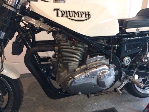 1971 Rob North Triumph For Sale (picture 3 of 6)