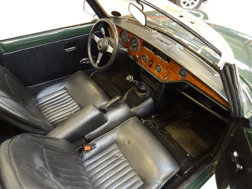 1972 Triumph Spitfire Mark IV SOLD (picture 4 of 6)
