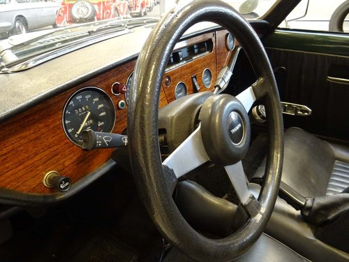 1972 Triumph Spitfire Mark IV SOLD (picture 5 of 6)