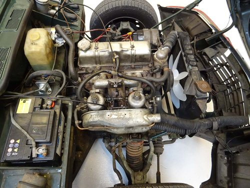 1972 Triumph Spitfire Mark IV SOLD (picture 6 of 6)