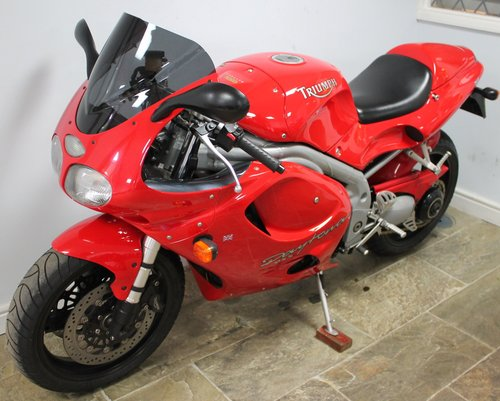 1999 T Triumph T955i Daytona 22,080 miles  Exceptional  SOLD (picture 5 of 6)