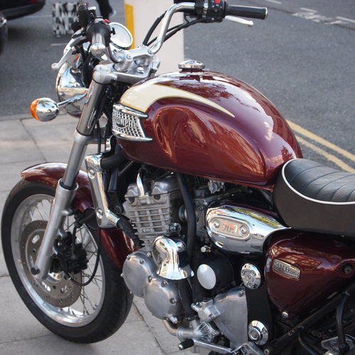 1995 900 Thunderbird, RESERVED FOR KEVIN. SOLD (picture 3 of 6)