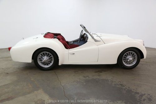 1959 Triumph TR3 For Sale (picture 2 of 6)