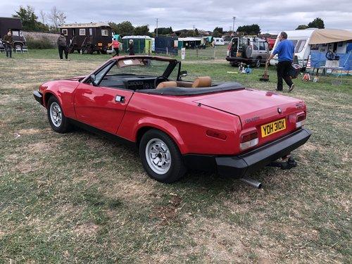 1982 Triumph TR7 SOLD (picture 2 of 6)