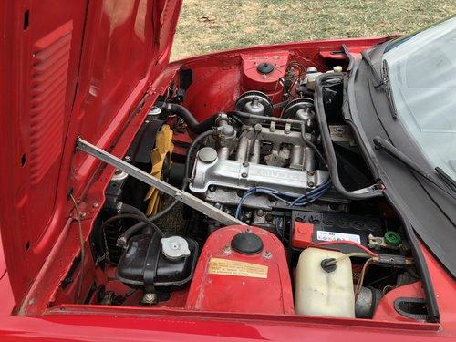 1982 Triumph TR7 SOLD (picture 4 of 6)
