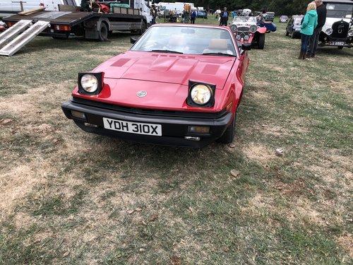 1982 Triumph TR7 SOLD (picture 6 of 6)