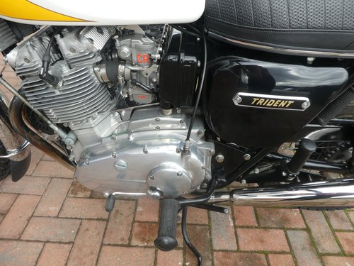 1975 Triumph T60 Trident For Sale (picture 2 of 6)