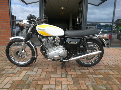 1975 Triumph T60 Trident For Sale (picture 3 of 6)
