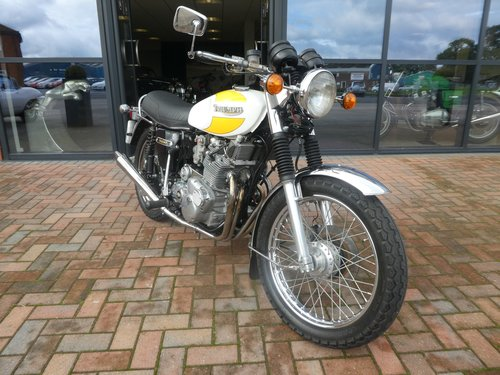 1975 Triumph T60 Trident For Sale (picture 6 of 6)