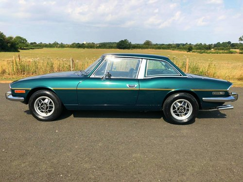 1971 Triumph Stag 3.0 V8 Manual Overdrive SOLD (picture 6 of 6)