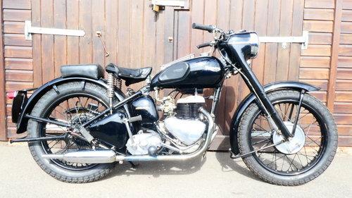 1955 Triumph TRW 500cc twin  SOLD (picture 1 of 6)