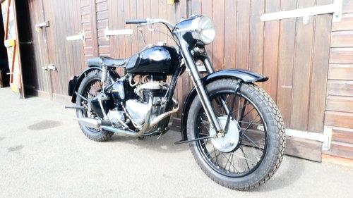 1955 Triumph TRW 500cc twin  SOLD (picture 2 of 6)