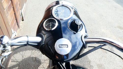 1955 Triumph TRW 500cc twin  SOLD (picture 6 of 6)