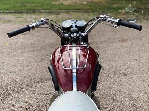 Pre-Unit 1961 Triumph TR6C Trophy Competition 650cc. SOLD (picture 6 of 6)