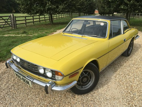 1971 STAG MK 1 WITH HARD TOP BELIEVED GENUINE 30000 MILES LOVELY  For Sale (picture 5 of 6)