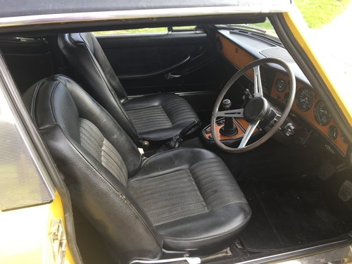 1971 STAG MK 1 WITH HARD TOP BELIEVED GENUINE 30000 MILES LOVELY  For Sale (picture 6 of 6)
