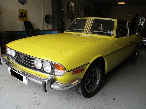 1975 Triumph Stag - Great Condition For Sale (picture 2 of 3)