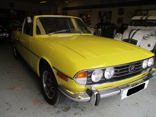 1975 Triumph Stag - Great Condition For Sale (picture 3 of 3)