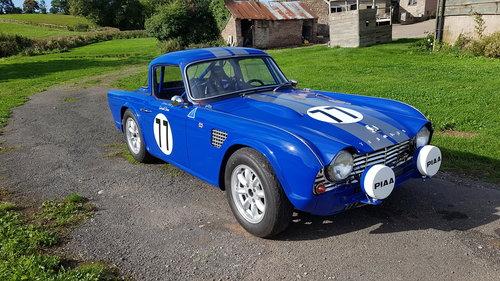 1962 Triumph TR4 FIA  For Sale (picture 1 of 6)