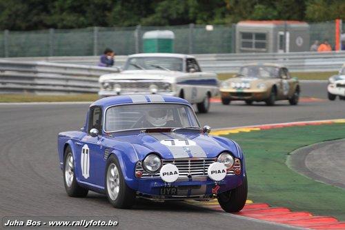 1962 Triumph TR4 FIA  For Sale (picture 2 of 6)