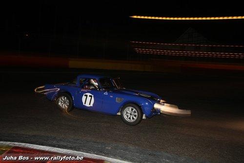 1962 Triumph TR4 FIA  For Sale (picture 3 of 6)