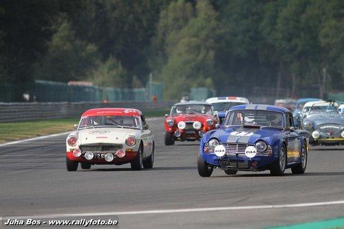 1962 Triumph TR4 FIA  For Sale (picture 4 of 6)