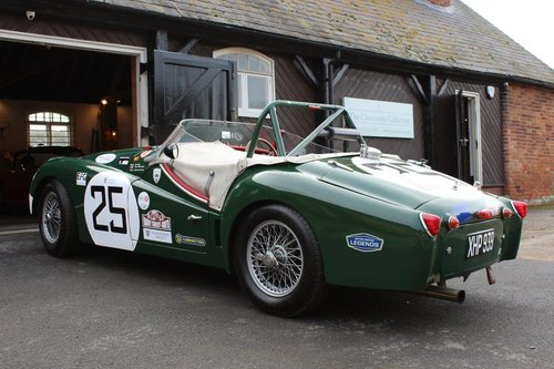 1959 TRIUMPH TR3S EVOCATION  For Sale (picture 4 of 6)