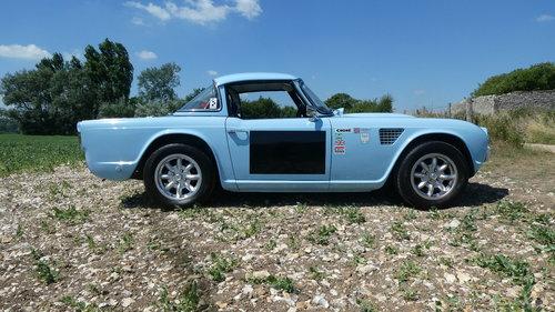 1962 Triumph TR4 Works Replica  SOLD (picture 1 of 6)
