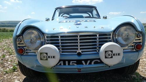 1962 Triumph TR4 Works Replica  SOLD (picture 2 of 6)