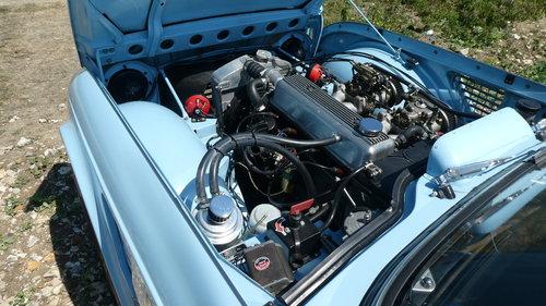 1962 Triumph TR4 Works Replica  SOLD (picture 3 of 6)