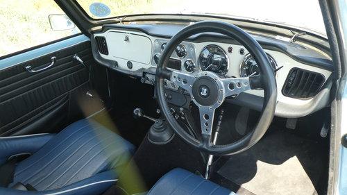1962 Triumph TR4 Works Replica  SOLD (picture 5 of 6)