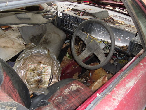 1977 Triumph TR7 1976/77 Fully Rebuilt Engine Breaking For Spares For Sale (picture 4 of 6)