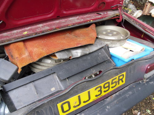 1977 Triumph TR7 1976/77 Fully Rebuilt Engine Breaking For Spares For Sale (picture 6 of 6)