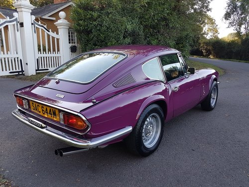 1974 Triumph GT6 MKIII - Beautifully Restored / Low mileage SOLD (picture 3 of 6)