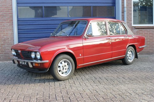 1974 Triumph Dolomite 1850HL stunning condition - overdrive - RHD For Sale (picture 1 of 6)