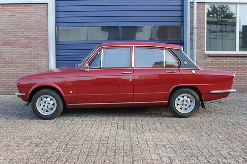 1974 Triumph Dolomite 1850HL stunning condition - overdrive - RHD For Sale (picture 2 of 6)