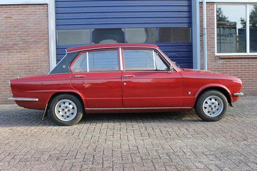 1974 Triumph Dolomite 1850HL stunning condition - overdrive - RHD For Sale (picture 3 of 6)