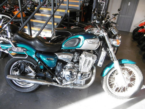 1997 Adventure 900 with extras  SOLD (picture 1 of 6)