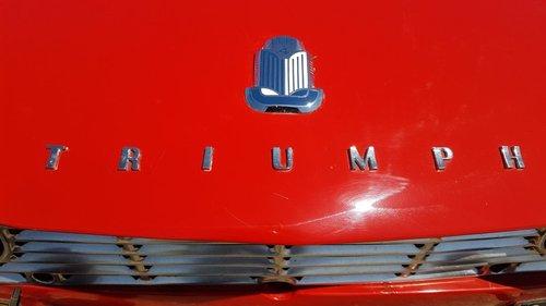 1963 Triumph TR4 '63   For Sale (picture 6 of 6)