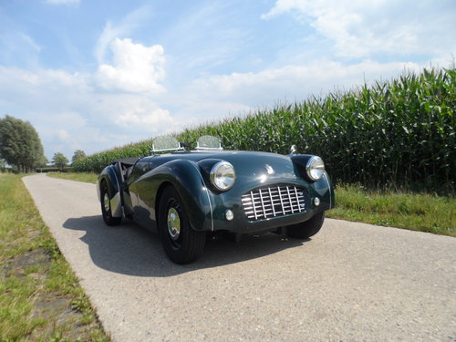 1957 Triumph TR3  For Sale (picture 3 of 6)