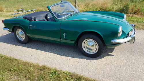 1970 Triumph Spitfire MKIII   SOLD (picture 3 of 6)