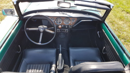 1970 Triumph Spitfire MKIII   SOLD (picture 5 of 6)