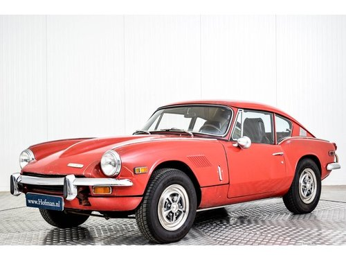1970 Triumph GT6 MK2 GT6+ Overdrive For Sale (picture 1 of 6)