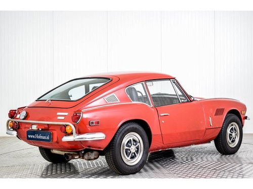 1970 Triumph GT6 MK2 GT6+ Overdrive For Sale (picture 2 of 6)