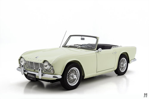 1965 TRIUMPH TR4 ROADSTER SOLD (picture 1 of 6)