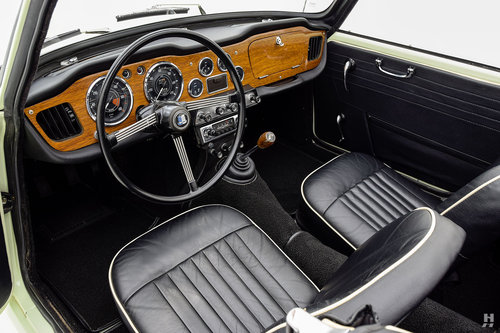 1965 TRIUMPH TR4 ROADSTER SOLD (picture 6 of 6)